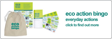 Eco Action Bingo - Everyday Actions