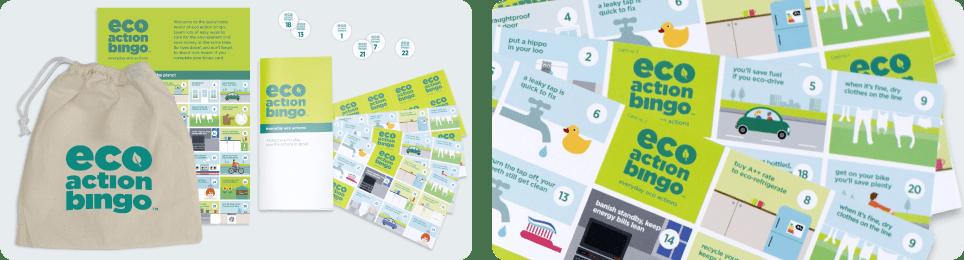 Eco Action Bingo