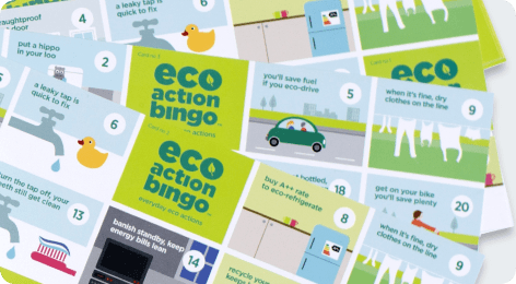 Eco Action Bingo