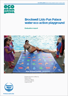 Brockwell Lido Event Report