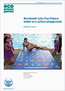Brockwell Lido Event Report
